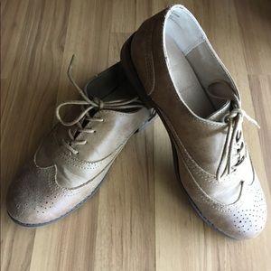Adorable Oxford Shoes